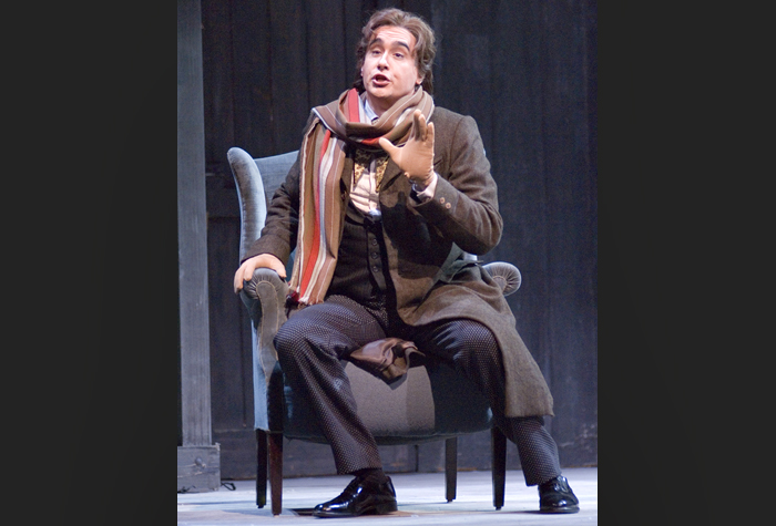 Marcus DeLoach in La bohème at Seattle Opera, 2007